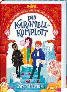 Coverfoto Das Karamell-Komplott