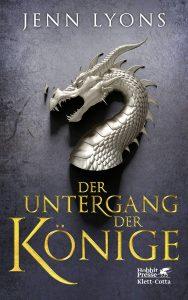 Coverfoto Der Untergang der Könige- Drachengesänge 1