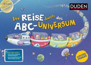 Coverfoto Die Reise durch das ABC-Universum