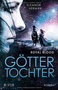 Coverfoto Royal blood2, Göttertochter