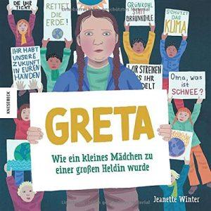 Coverfoto Greta wie ein kleines Mädchen zu einer großen Heldin wurde
