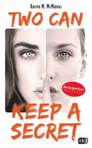 Coverfoto Two can keep a secret