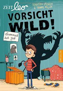 Coverfoto Vorsicht Wild!