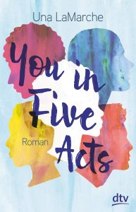 Coverfoto You in five acts