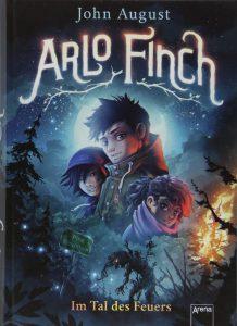 Coverfoto Arlo Finch-Im Tal des Feuers