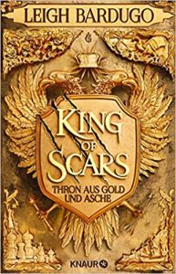 Coverfoto King of scars 1