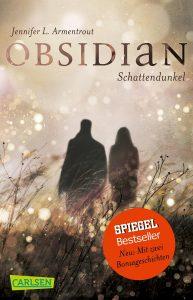 Coverfoto Obsidian Schattendunkel
