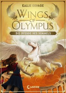 Coverfoto Wings of Olympus