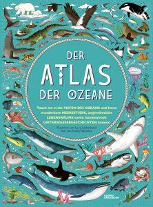 Coverfoto Der Atlas der Ozeane