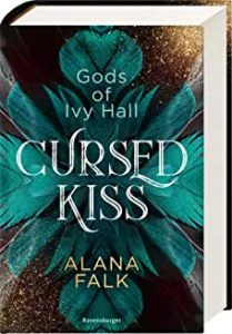Coverfoto: Gods of Ivy Hall -Cursed Kiss