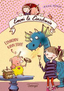 Coverfoto Emmi und Einschwein -Einhorn kann jeder