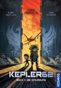 Coverfoto Kepler 62