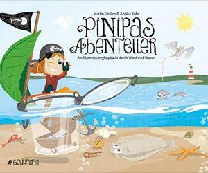 Coverfoto Pinipas Abenteuer- Als Marmeladenglaspiratin durch Wind und Wasser
