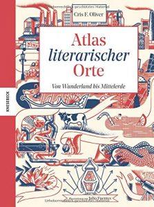 Coverfoto Atlas literarischer Orte