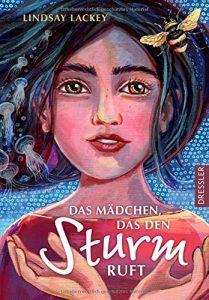 Coverfoto Das Mädchen, das den Sturm ruft