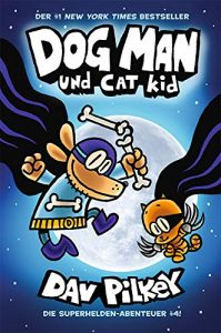 Coverfoto Dog Man und Cat Kid