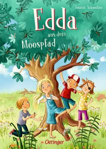 Coverfoto Edda aus dem Moospfad