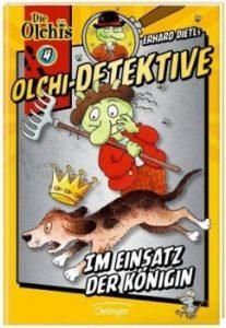 Coverfoto Die Olchi-Detektive 4
