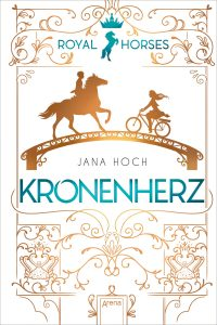 Coverfoto Kronenherz- Royal Horses 1
