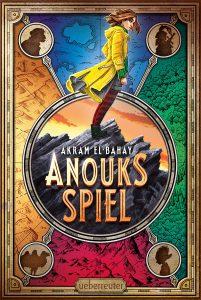 Coverfoto Anouks Spiel