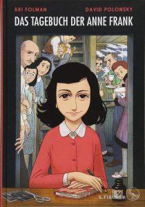 Coverfoto Das Tagebuch der Anne Frank Graphic Diary