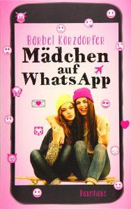 Coverfoto Mädchen auf Whats app