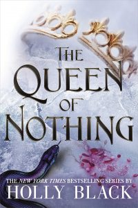 Coverfoto The Queen of nothing
