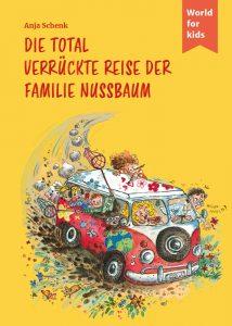 Coverfoto Die total verrückte Reise der Familie Nussbaum