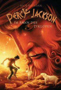 Coverfoto Percy Jackson Im Bann des Zyklopen