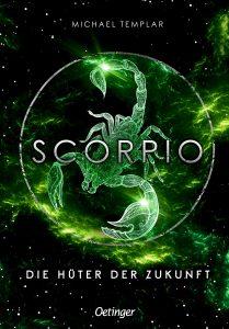 Coverfoto Scorpio Hüter der ZUkunft