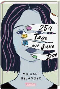 Coverfoto 254 Tage mit Jane Doe