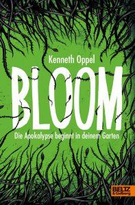 Coverfoto Bloom- die Apokalypse beginnt in deinem Garten