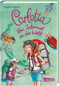 Coverfoto Carlotta vom Internat in die Welt