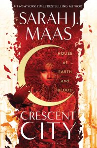 Coverfoto House of Blood and Tears- Crescent City