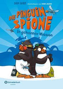 Coverfoto Die Pinguin-Spione