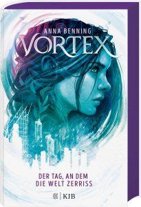 Coverfoto Vortex- Der Tag, an dem die Welt zerriss