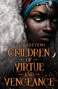 Coverfoto Children of virtue and vengeance