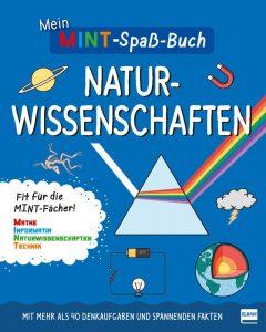 Coverfoto Mint-Spaßbuch Naturwissenschaften