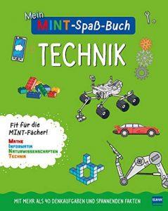 Coverfoto: Mint Spaßbuch technik