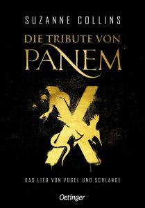 Coverfoto Die Tribute von Panem- Das Lied von Vogel und Schlange