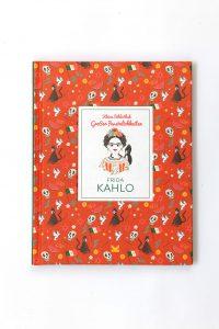 Coverfoto Kleine Bibliothek großer persönlichkeiten Frida Kahlo