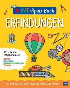 Coverfoto Mint Spaßbuch Erfindungen