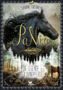 Coverfoto PaNia Die Legende der Windpferde