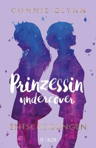 Coverfoto Prinzessin undercover 3