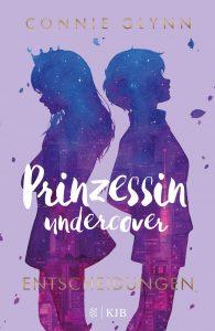 Coverfoto Prinzessin undercover 3