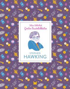 Coverfoto Kleine Bibliothek großer Persönlichkeiten Stephen Hawking