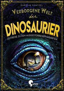 Coverfoto verborgene Welten. Dinosaurier