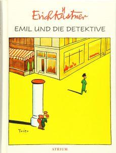 Coverfoto Emil und die Detektive