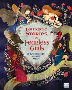 Coverfoto Fantastic stories for fearless girls