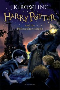 Coverfoto Harry Potter and the philosophers stone